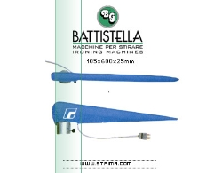 Prasulec do zaszewek - BATTISTELLA FASTENER BUCK